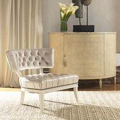 At Ferrell Mittman we create home furnishings that enrich lives by delivering a design-focused, luxury experience. Home Furnishings, Dining Bench, Accent Chairs, Loft, Luxury, Slipper, Entrance, Furniture, Chic