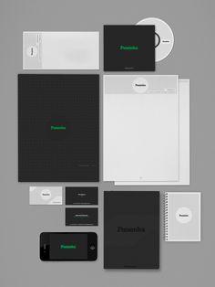 Panenka Visual Identity by CreativeAffairs , via Behance