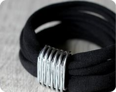 Twelve eco friendly bracelet by chaincouture on Etsy, $20.00