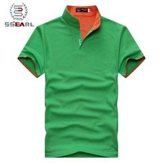 2014 New Mens Sports casual t shirt Men's Short Sleeve cotton men t-shirt 5 colors 5 size tshirt Free shipping