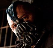 """""""Your punishment must be more severe"""" -Bane (Tom Hardy)"""