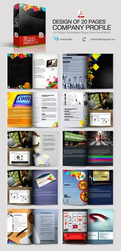 Think 360 has made Creative Company Profile Design India, Company Infographics, PDFs, Graphic Design, Illustration and Photograph for corporate IT Companies.