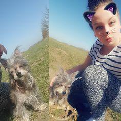#sundayvibes #sun #sundaygrind #sundaymood #sunday #dogs #inked #nomakeup #reallife #relax #lifestyle #hh #hamburg #vacation #urlaub #doglover #dogsofinstagram #selfie #snapchats #snapchat #snap #l4l #bluesky #happy #love #summervibes #mylove #fun #today