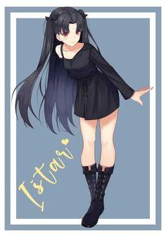 #wattpad #de-todo pos si lo leen espero que les guste y no se burlen por favor es mi primer zodiaco :'3 Anime Girl Cute, Beautiful Anime Girl, Kawaii Anime Girl, Anime Art Girl, Chica Anime Manga, Manga Girl, Fate Stay Night Rin, Fate Archer, Onii San