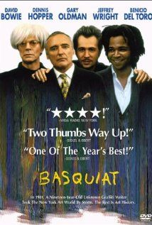 Basquiat (1996)Basquiat tells the story of the meteoric rise of youthful artist Jean-Michel Basquiat