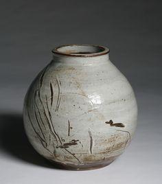 Sung Jae Choi at Pucker Gallery, Korean ceramic artist