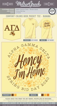 Order sorority shirts for your chapter. See our adorable collection of Greek T-shirts for your upcoming event. Sorority Recruitment Themes, Sorority Bid Day, Sorority Canvas, Sorority Life, Panhellenic Recruitment, Sorority Sugar, Sorority Shirt Designs, Sorority Shirts, Sorority Paddles