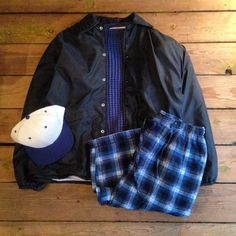 @zig_usedclothing #90s #USA #Coachjacket #cottonKnit #Waffle #Pajamapants #Check #90s #deadstock #Baseballcap #fashion #vintage