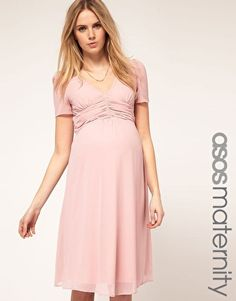 You can always count on ASOS for some great maternity outfits.