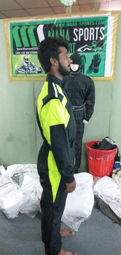 Maha Sports is Manufacturer & Wholesaler of High Quality Custom Made Go Kart Racing Suits. We also Manufacture Go Kart Racing Shoes/Boots ,Gloves, Balaclavas, Caps, Neck Protectors, Tyre bags, Jackets, Rib Protectors, T-shirts, Polo shirts, Team shirt and Hoodies with customer logos.