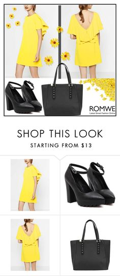 """""""ROMWE III-9"""" by melisa-hasic ❤ liked on Polyvore"""
