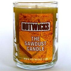 The scent experts over at Hotwicks appear to have captured some of the weirdest smells imaginable in their scented candles. I can't imagine why someone would want to fill their house with the smell of pig skin, a campfire or sawdust, but now you know you can. By Spooky on June 30th, 2009 Category: Pics