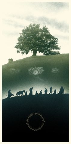 The Lord of the Rings: The Fellowship of the Ring by Marko Manev