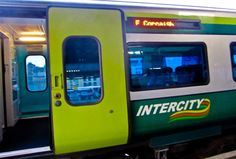 Considering Irish rail travel.  Tips here!