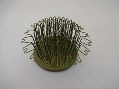 Bilderesultat for flowerholder Flower Vases, Flowers, Flower Holder, Bobby Pins, Hair Accessories, Design, Vase, Hairpin