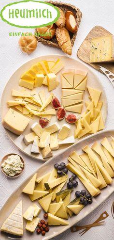 Von mild bis würzig, große und kleine Käsefreunde werden hier fündig! Snakes, Party Time, Dairy, Sweets, Cheese, Drinks, Credenzas, Hay, Milk