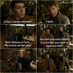 try again, Jaime
