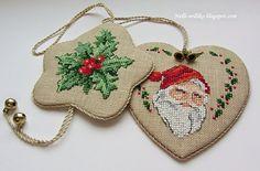 Nelli: Санта и остролист