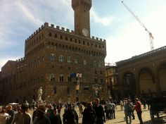 Visit to Florence, Italy