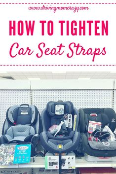 Sometimes straps on rear-facing car seats can be difficult to get tight enough. Learn an awesome hack (with video tutorial) in less than one minute! Newborn car seats, convertible car seats, and infant car seats could all benefit from this tip. Baby Safety, Child Safety, Rear Facing Car Seat, Best Car Seats, Breastfeeding Help, Baby Swings, Newborn Care, Baby Care, New Baby Products