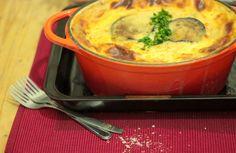 How to Make Lamb Moussaka - Great British Chefs
