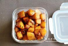 감자조림 만드는법, 맛있는 감자조림 황금레시피~~완소 레시피랍니다 : 네이버 블로그 Pretzel Bites, Sweet Potato, Potatoes, Vegetables, Cooking, Health, Ethnic Recipes, Food, Healthy Groceries