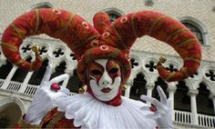 Carnival started yesterday in Venice, Italy; its definitely on the top of my list of places to go see.