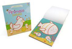 Os Animais Bebés   Editorial Presença