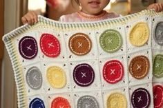 We have an awesome Lego Crochet Blanket Pattern in our post and it's free. We also have a crochet lego blanket youtube video tutorial