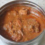 Nattu Kozhi Kuzhambu without Coconut – Chicken Curry with No Coconut
