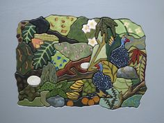 Puzzle art by Helle Friis Olsen
