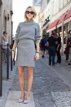 Mega Gallery: 82 Chic Street Style Snaps From Paris | Racked National