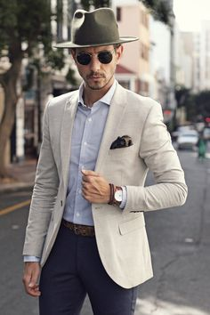 South Africa suited