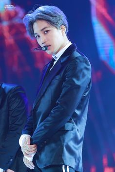 Kai - 161101 SBS Power FM 20th Anniversary Concert Credit: 카이복음. (SBS 파워FM 20주년 콘서트)