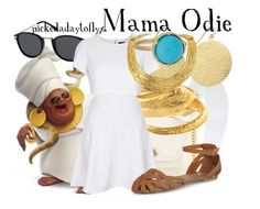 """Mama Odie"" by pickedadaytofly ❤ liked on Polyvore featuring New Century, Forever 21, MINKPINK, Jennifer Meyer Jewelry, Kate Spade, Henri Bendel, Topshop, Dorothy Perkins, Kenneth Jay Lane and Irene Neuwirth"
