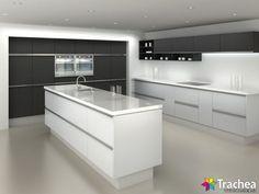 Galerie - Kuchyně - T. Tvar, Bathtub, Bathroom, Kitchen, House, Design, Home Decor, Kitchens, Standing Bath