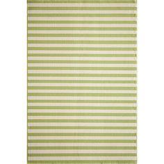 Indoor/Outdoor Stripes Rug,
