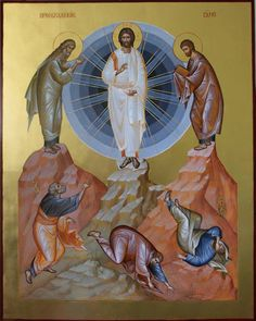 The Transfiguration, Orthodox Icons, Religion, Scene, Facebook, Anime, Transfiguration Of Jesus, Drawings, Artworks