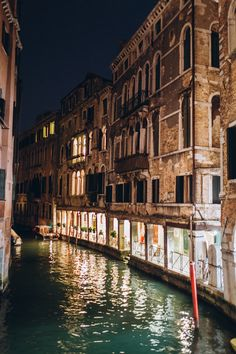 Beauty of evening in Venice