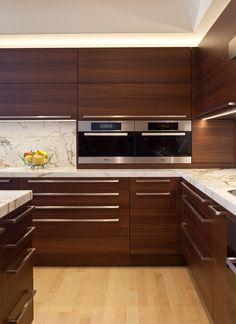 Caso - contemporary - kitchen - los angeles - Haefele Design