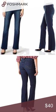 Vintage america slim bootcut jeans