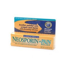 Neosporin first aid antibiotic ointment - 1/2 oz