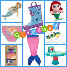 ATTENTION MERMAID FANS! It's time for our Mer-Mazing Giveaway! Enter to #WIN... @soapsox Ariel @blankietails #Mermaid Blanket @zoocchini's 3 Piece Organic Undies @tubbytable Activity Hub Mermaids! Activity Set @pebblechild's Mermaid Rattle @timbeekids' Mermaid Rain Boots Don't miss your chance to win EVERYTHING in this pic! LINK IN BIO to enter!! Giveaway ends Sunday at Midnight US only