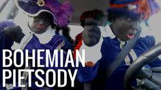 Bohemian Pietsody (Zwarte Pieten Zingen Bohemian Rapsody)
