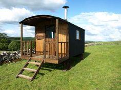 New Hanson Shepherds Hut