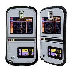 Official Star Trek Padd Gadgets TNG Hybrid Case for Samsung Galaxy Note 3 -- Check out the image by visiting the link.