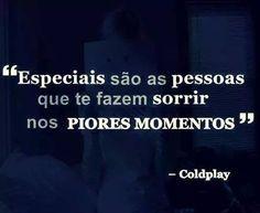 Pessoas especiais