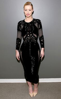 This sexy Julien Macdonald looks like it was MADE for Iggy Azalea. // #celebritystyle