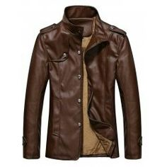 Cheap men fashion leather jacket, Buy Quality mens leather fashion jackets directly from China men leather jacket Suppliers: TANGNEST 2017 New Winter Men Leather Jacket 7 Solid Colors Plus Velvet Warm Fashion Casual PU Leather Jacket Men Leather Fashion, Mens Fashion, Pu Leather, Burberry Leather Jacket, Leather Jackets Online, Outerwear Jackets, Men's Jackets, Men Casual, Jacket Men
