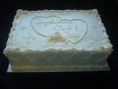 sheet cake decorating ideas - Google Search | Cake Decorating Ideas ...